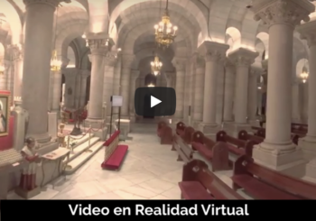 Video 360 de la Cripta de la Almudena
