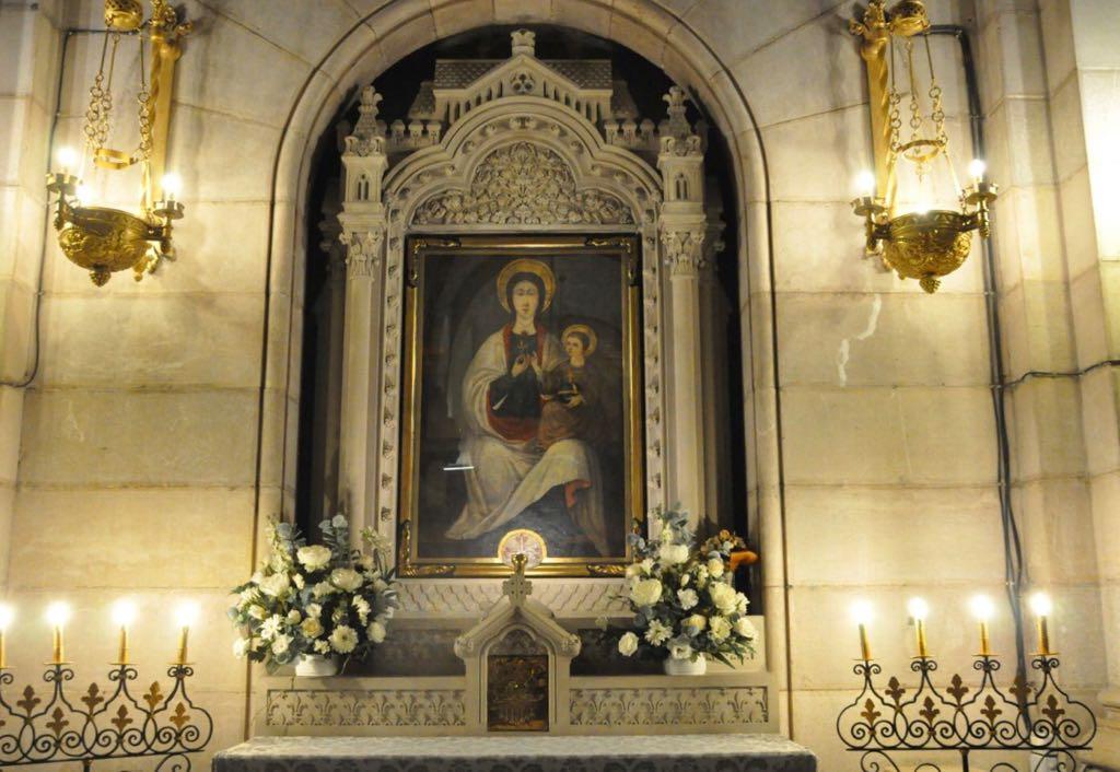 Parroquia De Santa María La Real De La Almudena Cripta De La Catedra Cripta Catedral De La Almudena