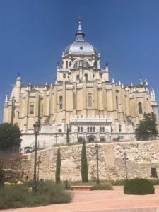 Historia Parroquia De Santa María La Real De La Almudena Cripta De La Catedra
