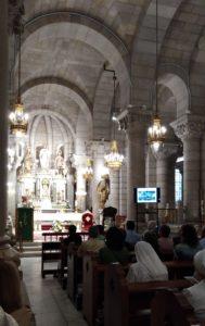 Misa @ Cripta de la Almudena | Madrid | Comunidad de Madrid | España